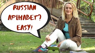 Russian for beginners lesson 1// Russian alphabet // Pronounciation