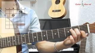 Dạy Học Guitar] [Đệm Hát] [Điệu Ballad]   Lời Con Hứa   Thùy Chi