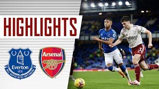 HIGHLIGHTS | Everton Vs Arsenal (2-1) | Premier League