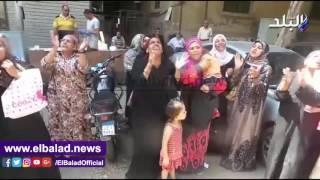 بالفيديو والصور.. سكان تل العقارب أمام مجلس الوزراء: «ظلمونا.. ضحكوا علينا وطردونا»