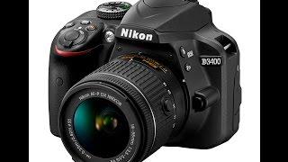 Introducing the new Nikon D3400 D-SLR