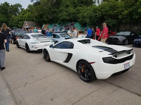 Cincinnati Cars and Coffee May 27, 2017