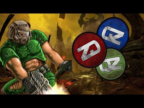 How To Use GZ/QZ/ZDoom On Steam