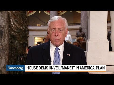 Rep. Hoyer on Economic Agenda, Mid-Term Elections
