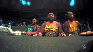 See The New Day announce Rusev Day vs. The Bar: WWE Exclusive, Sept. 15, 2018
