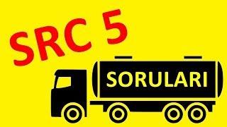 SRC 5 BELGESİ 2019 SINAV SORULARI | Tanker Eğitimi Çıkmış Soru ve Cevapları (1)