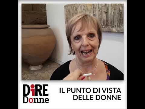 Donatina Persichetti per 'DireDonne'