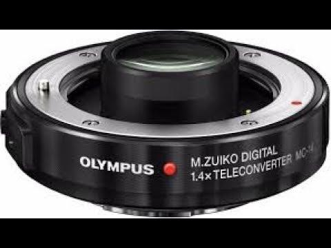 Olympus MC 1,4 Teleconverter review