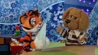 СПОКОЙНОЙ НОЧИ, МАЛЫШИ! - Самолет и удочка - Кротик и Панда (Мультфильмы для детей)