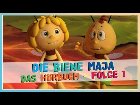 Die Biene Maja ✿ Folge 1 ✿ Das HÖRBUCH KOMPLETT!