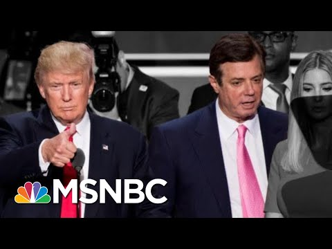 Is Paul Manafort Trying To Get A Pardon From President Donald Trump?   The 11th Hour   MSNBC Mp3