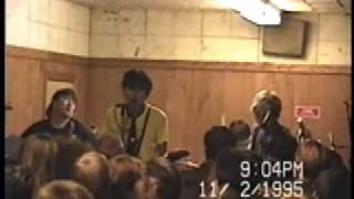 1995--Fireside Bowl, Chicago. When this was recorded TEENGENERATE w...