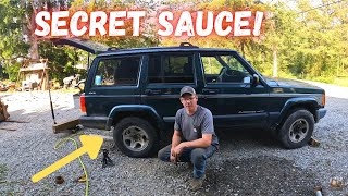 Turning a $200 Jeep XJ into a Service Truck! (Beater with a Heater)