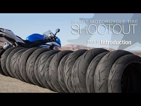Sport Motorcycle Tire Shootout Part 1: Introduction - MotoUSA