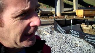 Interview with Environmental Protection Agency - Hominy Creek fuel spill Feb 16th 2014