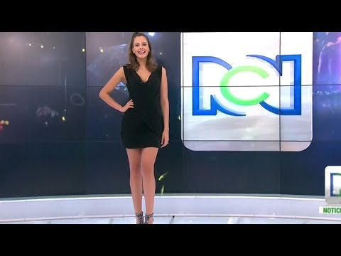Laura Acuña Tv Presenter from Colombia thumbnail