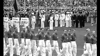 На Олимпиаде 1936 года команда Перу опозорила Гитлера !