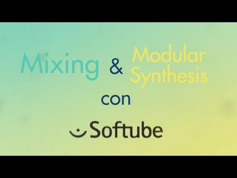 Sabato 24 Settembre: WORKSHOP - Mixing & Synthesis w/ Softube