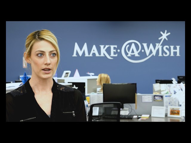 Make-A-Wish Executive Assistant Krystal Bane Review