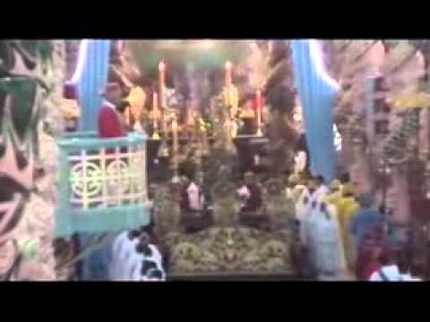 TẬP 1 CÚNG ĐẠI ĐÀN TẠI ĐỀN THÁNH (Đức-Nga quay phim)