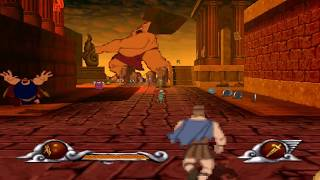 Hercules The Action Game Walkthrough : Level 7 - Cyclop's Attacks
