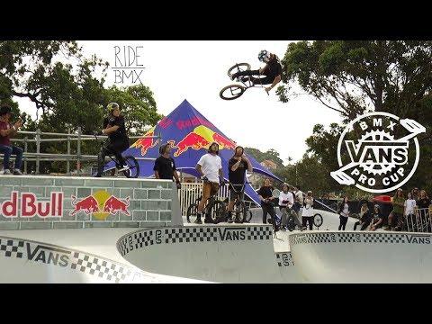 Vans Pro Cup Sydney 1st Practice!