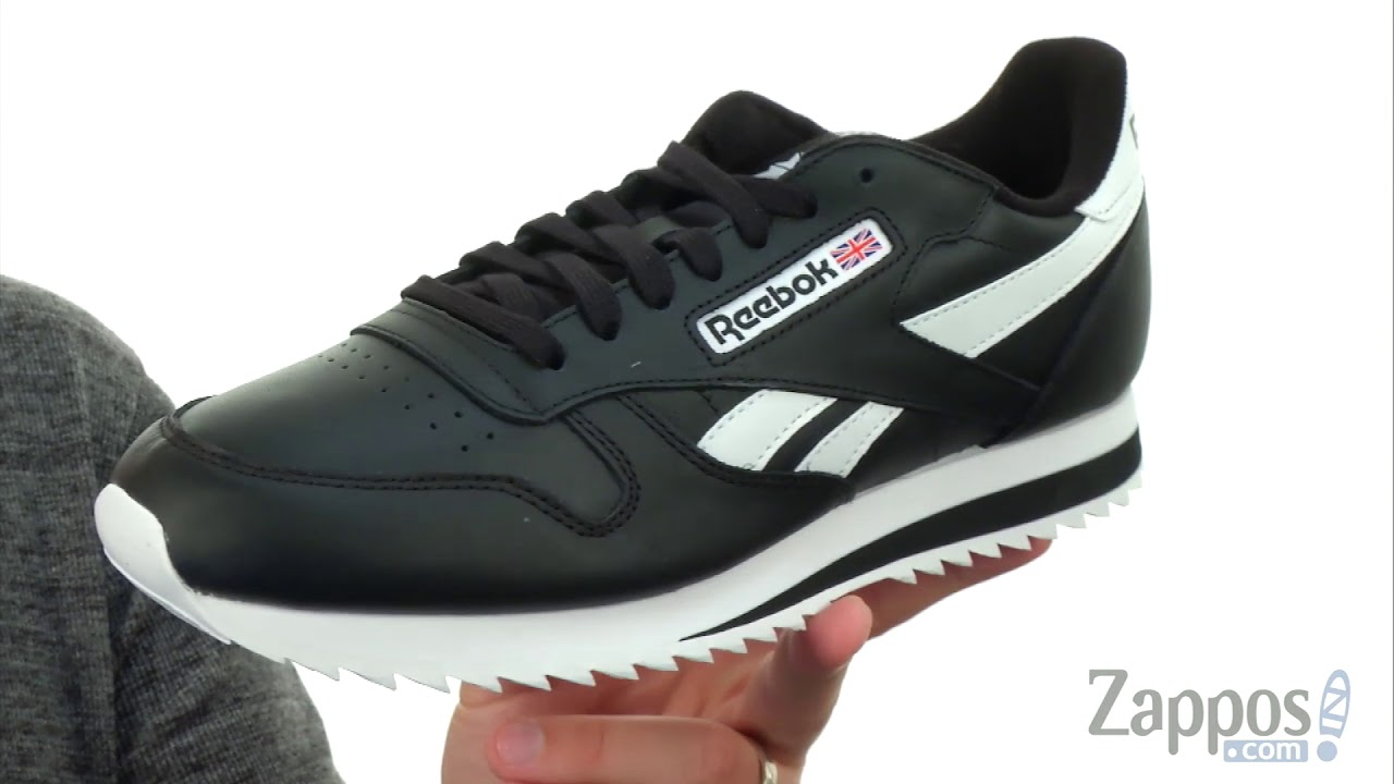 Reebok Lifestyle Classic Leather Ripple Low BP SKU: 8731956