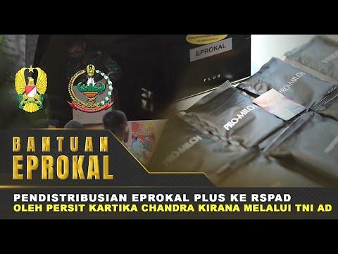 Bantuan Eprokal Plus untuk Tenaga Medis RSPAD Gatot Soebroto I 60