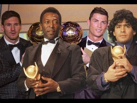 Who is the Best Football Player of All Time - Big Football Debate