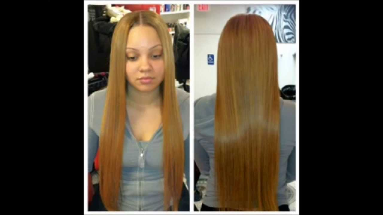 Celebrity style sew in weave extension youtube pmusecretfo Choice Image