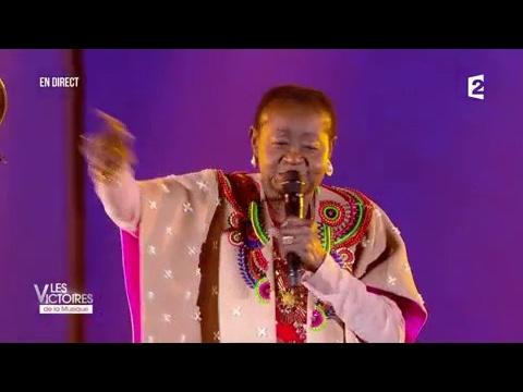 """CALYPSO ROSE """"Far from home"""" aux Victoires de la Musique 2017"""