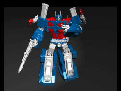 Transformers G1 Stream
