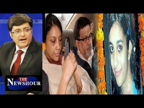 Aarushi Talwar Murder Case Back To Spotlight : The Newshour Debate (11th Oct 2015)