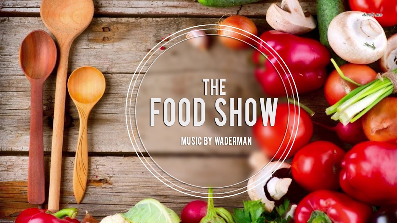 premium background music for cooking shows and videos