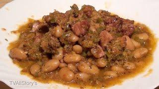 Фасоль с Мясом и Овощами в СКОРОВАРКЕ, рецепт