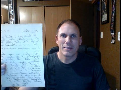 Letter from late Metallica bassist Cliff Burton's mom RockAndMetalNewz Flashback