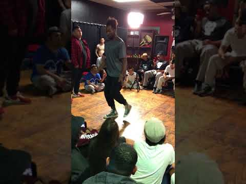 Doom Room Popping Exhibition: Boogie Asia vs Holotype