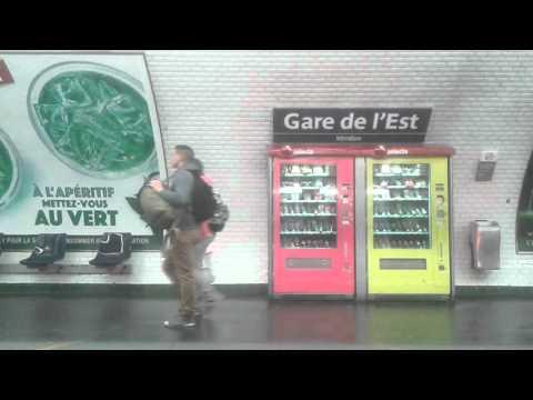 MP89CC - Ligne 4 RATP - Toute la ligne