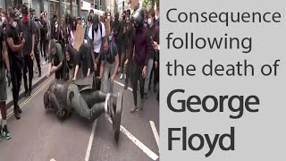Consequences after George Floyd's death  Hello listen  Tamil