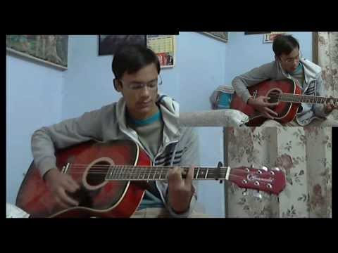 Kabhi Jo Badal Barse|Acoustic Guitar Cover|With Chords