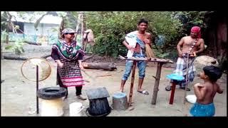 Bangla Funny Video ! Bangla funny Dj song by Shimul Sumon Shihab Rabbi Munni and others