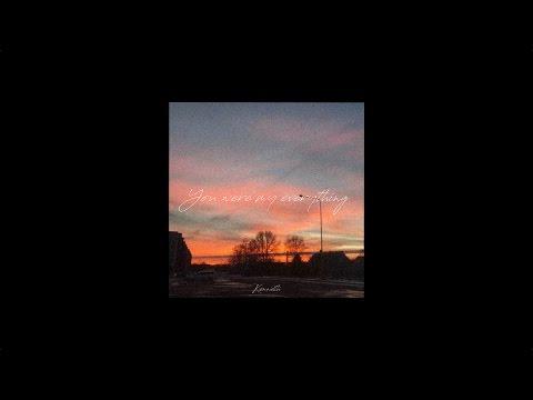 Kenneth - You Were My everything (Lyrics Video)