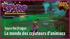 Spyro the Dragon - Monde des Créateurs d'animaux