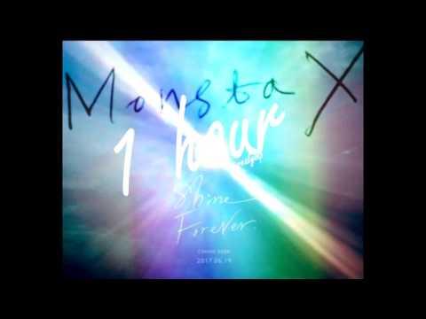 MONSTA X  (몬스타엑스) - SHINE FOREVER 1 HOUR