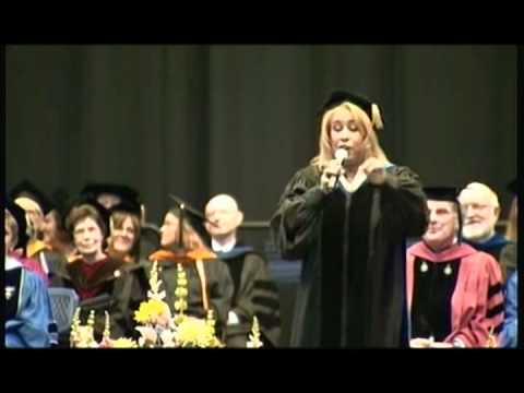 Rivier College - Commencement 2012 - Closing Song
