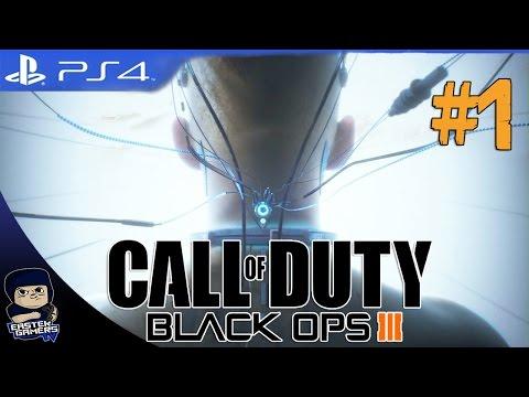 Call Of Duty : Black Ops 3 PS4 Türkçe Anlatım Bölüm 1 : Soğuk Savaş !