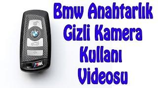 Bmw Anahtarlık şeklinde  Gizli Kamera Kutu Açılımı  Tanıtım Videosu