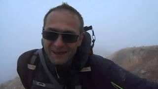 Trekking up to the top of the mount Tahtali( Tahtalı Dağları)