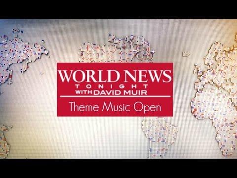 ABC World News Tonight Open
