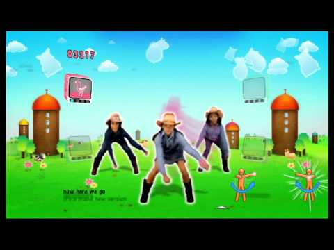 Just Dance Kids The Hamster Dance Song